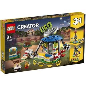 LEGO Creator: Caruselul de la balci 31095, 8 ani+, 595 piese