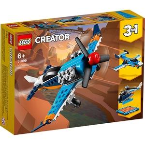 LEGO Creator: Avion cu elice 31099, 6 ani+, 128 piese