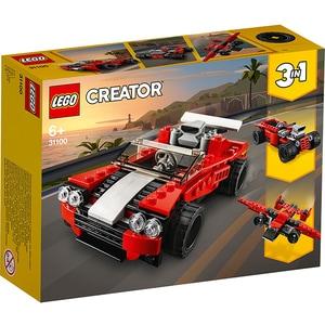 LEGO Creator: Masina sport 31100, 6 ani+, 134 piese