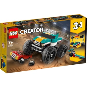 LEGO Creator: Camion gigant 31101, 7 ani+, 163 piese