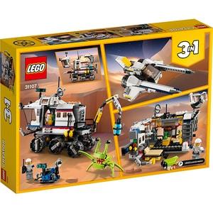 LEGO Creator: Explorator Spatial Rover 31107, 8 ani+, 510 piese