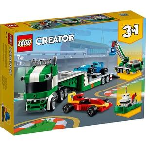 LEGO Creator: Transportor de masini de curse 31113, 7 ani+, 328 piese