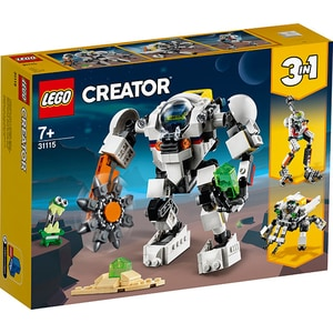 LEGO Creator: Robot spatial 31115, 7 ani+, 327 piese