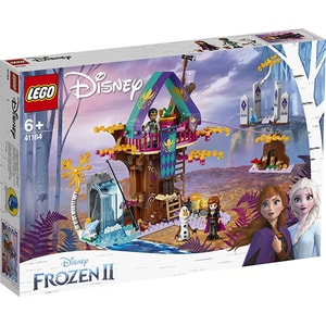 LEGO Disney Princess: Casuta fermecata din copac 41164, 6 ani+, 302 piese