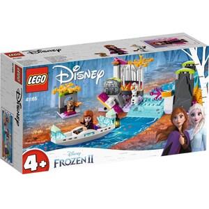 LEGO Disney Princess: Expeditia cu canoe a Annei 41165, 4 ani+, 108 piese