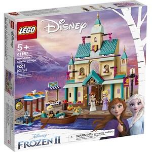 LEGO Disney Princess: Satul castelului Arendelle 41167, 5 ani+, 521 piese