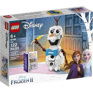 LEGO Disney Princess: Olaf 41169, 6 ani+, 122 piese