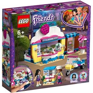 LEGO Friends: Cafeneaua cu briose a Oliviei 41366, 6 ani+, 335 piese