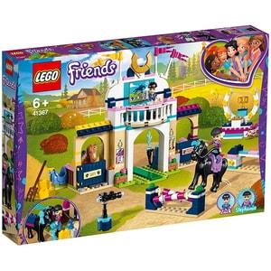 LEGO Friends: Sariturile cu calul lui Stephanie 41367, 6 ani+, 337 piese