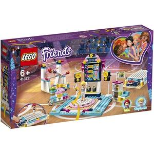 LEGO Friends: Spectacolul de gimnastica al lui Stephanie 41372, 6 ani+, 241 piese