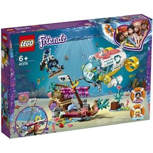 LEGO Friends: Misiunea de salvare a delfinilor 41378, 6 ani+, 363 piese