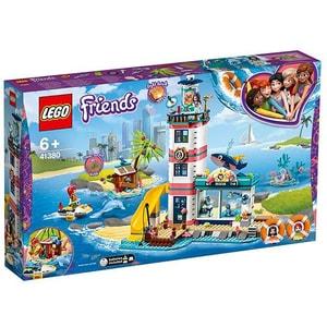 LEGO Friends: Centrul de salvare de la far 41380, 6 ani+, 602 piese