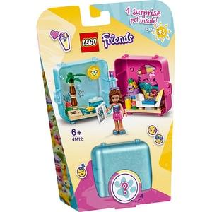 LEGO Friends: Cubul de joaca de vara al Oliviei 41412, 6 ani+, 48 piese