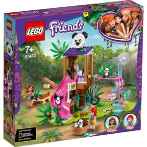 LEGO Friends: Casuta din copac in jungla ursilor panda 41422, 7 ani+, 265 piese