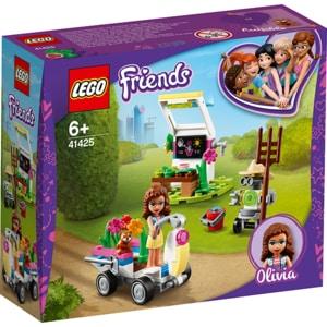 LEGO Friends: Gradina cu flori a Oliviei 41425, 6 ani+, 92 piese