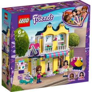 LEGO Friends: Casa de moda a Emmei 41427, 6 ani+, 343 piese