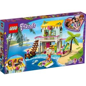 LEGO Friends: Casa de pe plaja 41428, 6 ani+, 444 piese