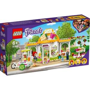 LEGO Friends: Cafeneaua organica din Heartlake City 41444, 6 ani+, 314 piese