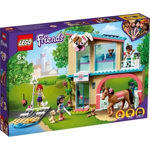 LEGO Friends: Clinica veterinara Heartlake City 41446, 6 ani+, 258 piese