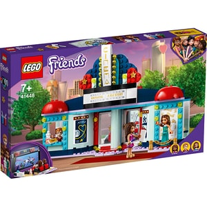 LEGO Friends: Cinematograful din Heartlake City 41448, 7 ani+, 451 piese