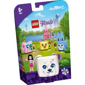 LEGO Friends: Cubul dalmatian al Emmei 41663, 6 ani+, 41 piese