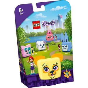 LEGO Friends: Cubul pug al Miei 41664, 6 ani+, 40 piese