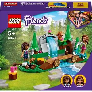 LEGO Friends: Cascada din padure 41677, 5 ani+, 93 piese