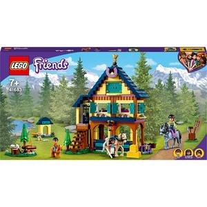 LEGO Friends: Centru de echitatie din padure 41683, 7 ani+, 511 piese