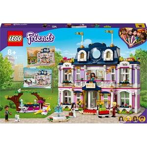 LEGO Friends: Grand Hotel in orasul Heartlake 41684, 8 ani+, 1308 piese