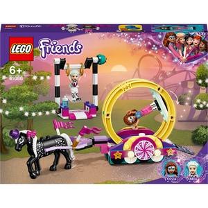 LEGO Friends: Acrobatii magice 41686, 6 ani+, 223 piese