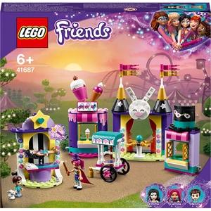LEGO Friends: Magazine magice in parcul de distractii 41687, 6 ani+, 361 piese