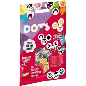 LEGO Dots: Extra - Seria 4 41391, 6 ani+, 105 piese