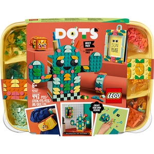 LEGO Dots: Pachet multiplu - Emotii de vara 41937, 6 ani+, 441 piese