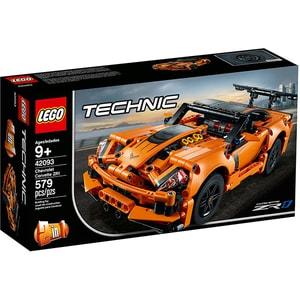 LEGO Technic: Chevrolet Corvette ZR1 42093, 9 ani+, 579 piese