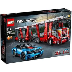 LEGO Technic: Transportor de masini 42098, 11 ani+, 2493 piese