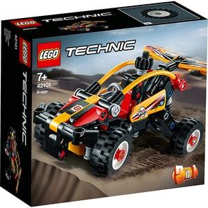 LEGO Technic: Buggy 42101, 7 ani+, 117 piese