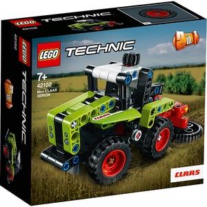 LEGO Technic: Mini CLAAS XERION 42102, 7 ani+, 130 piese