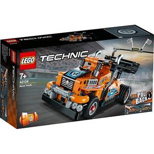 LEGO Technic: Camion de curse 42104, 7 ani+, 227 piese