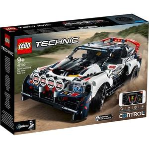 LEGO Technic: Masina de raliuri Top Gear 42109, 9 ani+, 463 piese