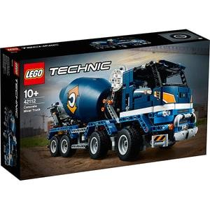 LEGO Technic: Autobetoniera 42112, 10 ani+, 1163 piese