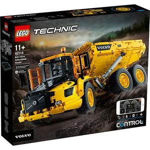 LEGO Technic: Transportor Volvo 6x6 42114, 11 ani+, 2193 piese