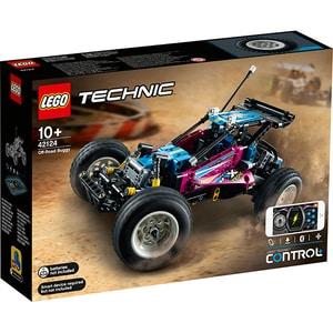 LEGO Technic: Vehicul de teren 42124, 10 ani+, 374 piese