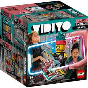 LEGO Vidiyo: Punk BeatBox 43103, 7ani+, 73 piese