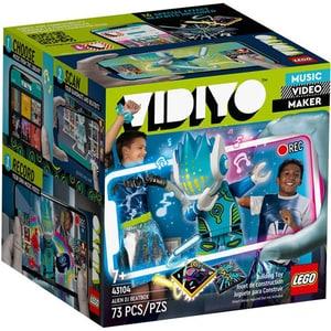 LEGO Vidiyo: Alien DJ BeatBox 43104, 7ani+, 73 piese