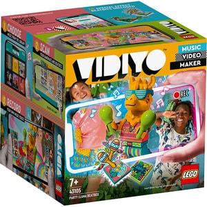 LEGO Vidiyo: Lama BeatBox 43105, 7 ani+, 82 piese