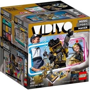 LEGO Vidiyo: Robot BeatBox 43107, 7 ani+, 73 piese