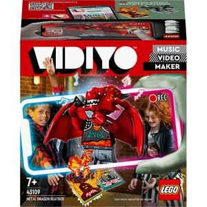 LEGO Vidiyo: Metal Dragon BeatBox 43109, 7 ani+, 86 piese