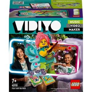 LEGO Vidiyo: Folk Fairy BeatBox 43110, 7 ani+, 89 piese