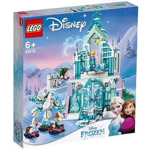 LEGO Disney Princess: Elsa si Palatul ei magic de gheata 43172, 6 ani+, 701 piese