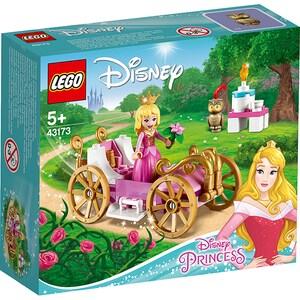LEGO Disney Princess: Trasura regala a Aurorei 43173, 5 ani+, 62 piese